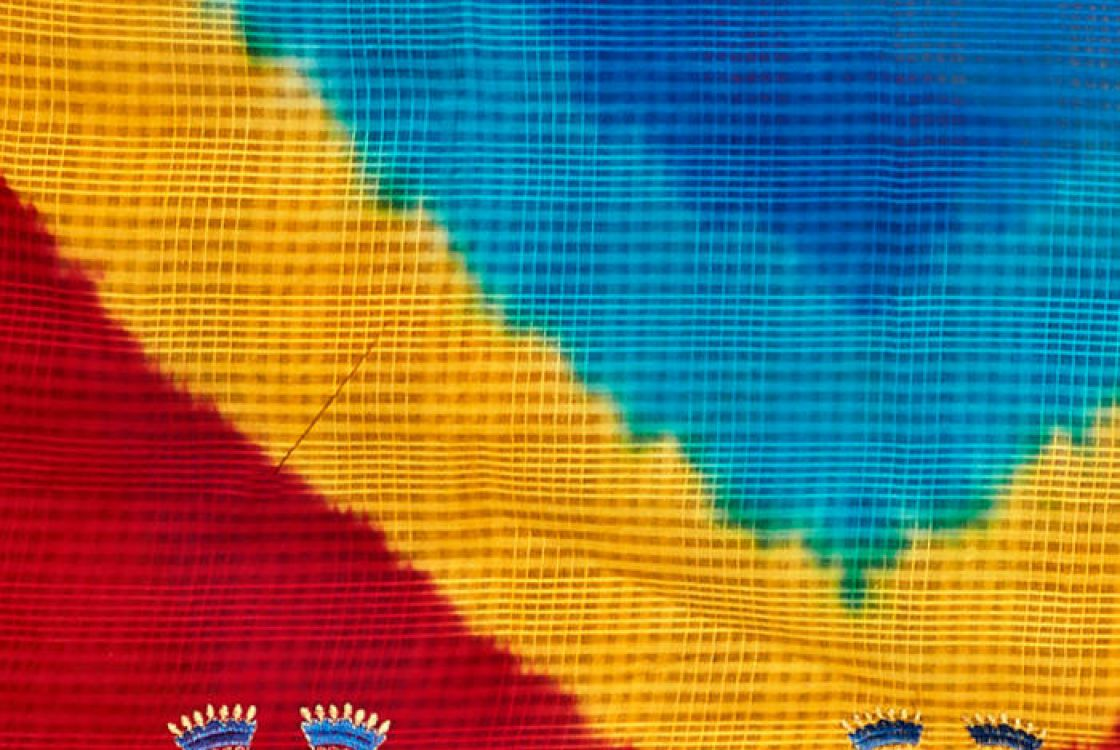 Embroidery Print Sarees